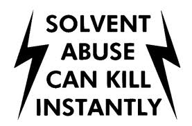 Solvent abuse concept. — Stock Photo © 72soul #34950525