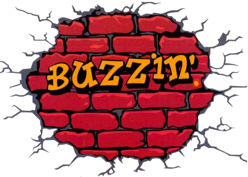 buzzin' logo