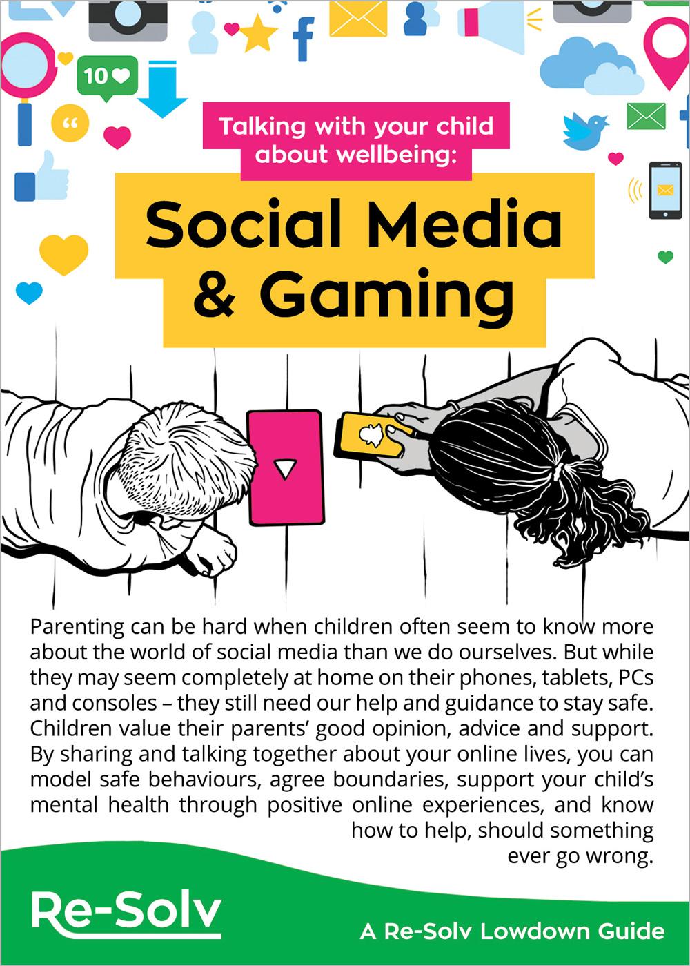 resolv social media guide
